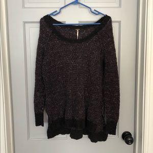 FREE PEOPLD tunic sweater